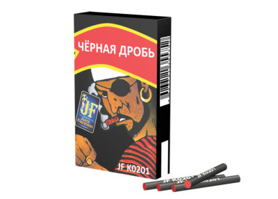 """JF К0201 """"Чёрная дробь"""""""