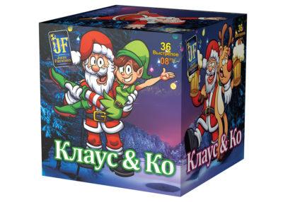 """JFC 20-36/02 """"Клаус и Ко"""""""