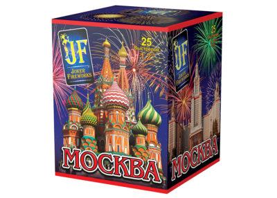 "JFC 30-25/01 ""Москва"""