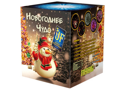 "JFC 25-36/01 ""Новогоднее чудо"""